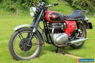 1967 BSA A65 Lightning 650 Classic Motorcycle