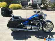 TRIUMPH THUNDERBIRD COMMANDER 01/2013MDL 10558KMS PROJECT MAKE OFFER