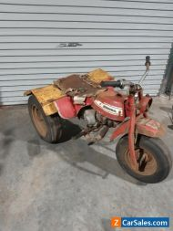 Barn Find Honda ATC US90 Trike Quad Motorbike Bike