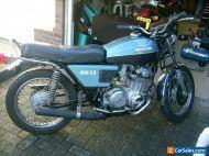 Motobi 500 LS Restoration Project