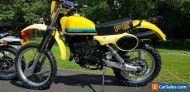 NO RESERVE - Suzuki PE175 1981 Twinshock Enduro Classic  V5C/MOT 06/22