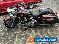 09/2008 Harley Davidson Road King