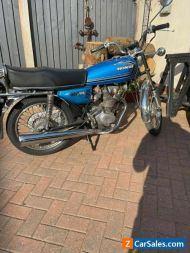 Honda cg125 1981 tax and mot free.