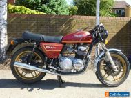 1980 BENELLI 354 SPORT, 4 CYLINDER, RED, RARE IMPORT MOTORCYCLE