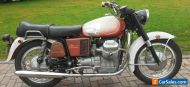 moto guzzi 1971 ambassador 750 5200 miles original condion