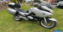 BMW R1200RT 2007 Low 10,xxxKM All Genuine BMW Panniers, GPS, Heated Seats, Cruis