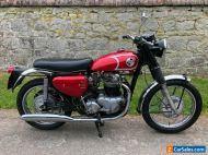 Norton N15CS 1966 750cc classic collectors vintage british twin street scrambler