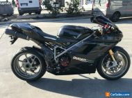 DUCATI 1198S 1198 04/2009MDL 34886KMS STAT PROJECT 1098 848  MAKE AN OFFER