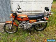 1971 Honda CL