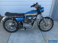 1973 Yamaha XS
