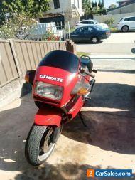 Ducati 750 paso iconic