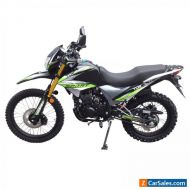 MX GREEN BIGFOOT 300CC PIT MOTOR DIRT BIKE TRAIL MOTOCROSS PITPRO E/KICK START