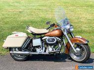 1977 Harley-Davidson Touring Electra Glide Shovelhead FLH All Original Survivor