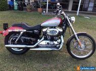 Harley Davidson xl1200 2004