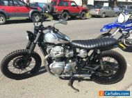 2001 Kawasaki W650 (EJ650) - Like New! Fully Customised, only 826kms
