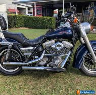 Harley Davidson FXRP 1984