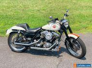 1983 Harley-Davidson Dyna FXRT Shovelhead 5-Speed 1340 Custom Cafe Racer