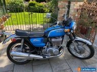 Suzuki GT550J K REG 1972 Historic Classic Motorbike Good Original Condition