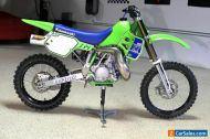 1989 Kawasaki KX500 500cc Two Stroke Vintage MX Full Resto Rare