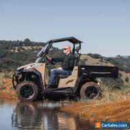 LINHAI TBOSS 550 SIDE X SIDE 4WD UTILITY FARM BUGGY ATV QUAD BIKE