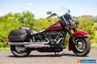 2019 Harley-Davidson Softail Heritage Classic® FLHCS-114'/6-Speed w/ 625 Miles