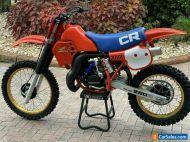 1983 Honda CR