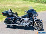 2014 Harley-Davidson Touring Ultra Limited® FLHTK w/ Only 4,729 Miles!