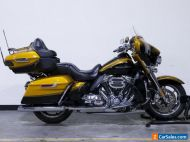 2015 Harley-Davidson FLHTKSE CVO ELECTRA GLIDE ULTRA LIMITED W/ABS