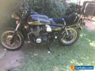 Yamaha 1981 XS 1100 motorcycle