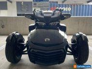 2018 Can-Am Spyder F3 Limited Dark