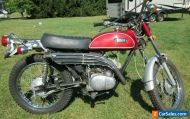 1971 Yamaha AT1 125 DT125