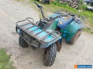 Yamaha moto 4 quad bike farm yfm250 250cc spares or repair project yfm