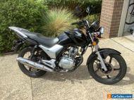 Honda CB125E Motorcycle