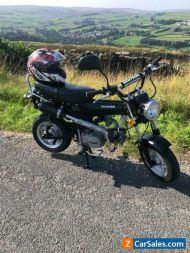 Honda Dax Monkeybike replica st110