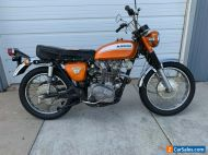 1970 Honda CL