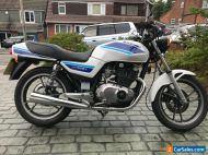suzuki gs450e twin cylinder 450 motorcycle