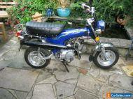 honda dax copy monkey bike
