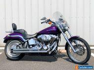 2001 Harley-Davidson Softail Deuce™ FXSTD w/ 18,654 Miles & Many Extras!!
