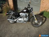 HARLEY DAVIDSON SPORTSTER XLH1200 2001 MODEL RUNS WELL HD