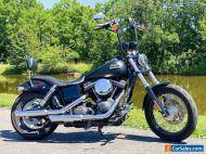 2017 Harley-Davidson Dyna Street Bob® FXDB 103'/6spd w/ 8,128 Miles + Extras