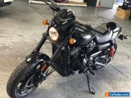2019 HARLEY DAVIDSON STREET ROD 750  rego and rwc only 547kms
