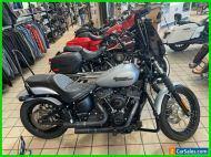 2020 Harley-Davidson Softail