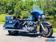 2009 Harley-Davidson Touring Police Electra Glide® FLHTP FLHT 96'/6-Speed