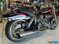 Harley Davidson 2009 CVO FXDFSE Fatbob - VERY RARE BIKE