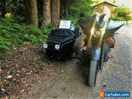 2017 Moto Guzzi MGX-21 w/ Custom Sidecar