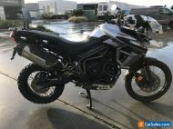 TRIUMPH TIGER 800 XCX 08/2016 MODEL PROJECT MAKE AN OFFER