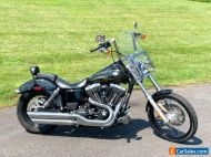 2016 Harley-Davidson Dyna Wide Glide® FXDWG 103' w/ Only 5,422 Miles & Extras