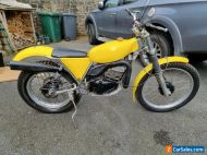 Suzuki Beamish Black Engine RL250 Trials Bike Road Registered