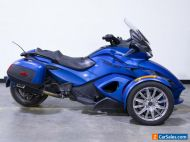 2015 Can-Am SPYDER ST LIMITED TRIKE W/ABS