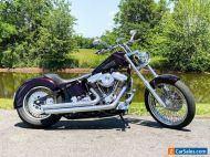 1991 Harley-Davidson Softail Softail® Custom FXSTC Wide-Tire Kit Custom Bobber